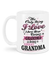 Being a Great-Grandma Mug back