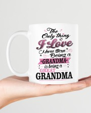 Being a Great-Grandma Mug ceramic-mug-lifestyle-33