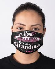 Great-Grandma Mask Cloth face mask aos-face-mask-lifestyle-01