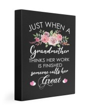 Great-Grandmother Special Canvas Gallery Wrapped Canvas Prints tile