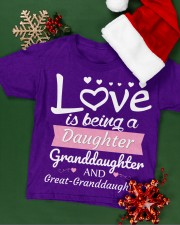 GREAT-GRANDDAUGHTER Youth T-Shirt apparel-youth-tshirt-lifestyle-front-02