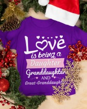 GREAT-GRANDDAUGHTER Youth T-Shirt apparel-youth-tshirt-lifestyle-front-03