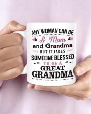 Blessed Great-Grandma Mug ceramic-mug-lifestyle-27