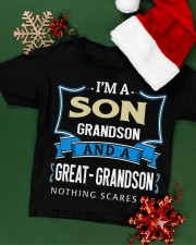 I'M A GREAT-GRANDSON Youth T-Shirt apparel-youth-tshirt-lifestyle-front-02