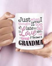 I Became a Great-Grandma Mug ceramic-mug-lifestyle-27