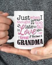 I Became a Great-Grandma Mug ceramic-mug-lifestyle-31