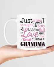 I Became a Great-Grandma Mug ceramic-mug-lifestyle-33