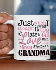 I Became a Great-Grandma Mug ceramic-mug-lifestyle-56