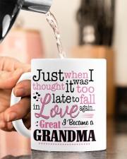 I Became a Great-Grandma Mug ceramic-mug-lifestyle-65