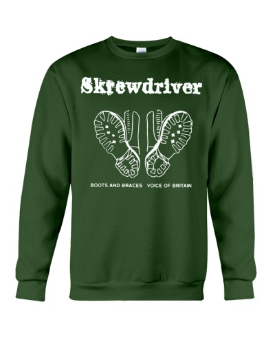 screwdriver shirt meaning