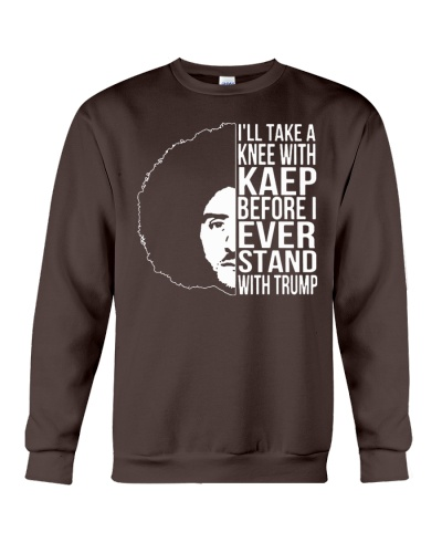 colin kaepernick take a knee shirt black
