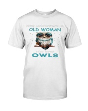 OLD OWLS Teeshirt Classic T-Shirt tile