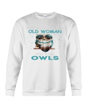 OLD OWLS Teeshirt Crewneck Sweatshirt tile