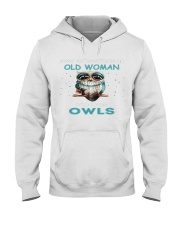 OLD OWLS Teeshirt Hooded Sweatshirt thumbnail