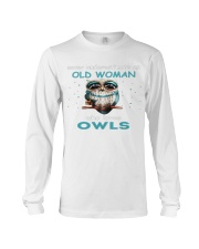 OLD OWLS Teeshirt Long Sleeve Tee thumbnail