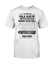 ÉDITION LIMITÉE Classic T-Shirt front