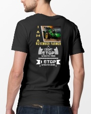 November Farmer LIMITED EDITION Classic T-Shirt lifestyle-mens-crewneck-back-5