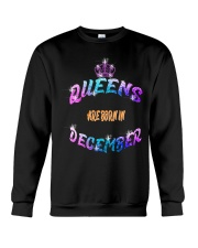 Queens Are Born in December LIMITED EDITION Crewneck Sweatshirt thumbnail