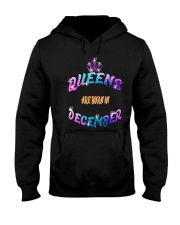 Queens Are Born in December LIMITED EDITION Hooded Sweatshirt thumbnail