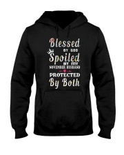 November Husband Hooded Sweatshirt thumbnail