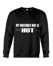 November Wife Hot LIMITED EDITION Crewneck Sweatshirt thumbnail