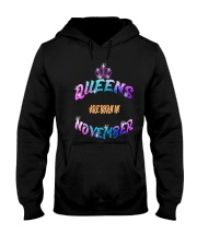 Queens Are Born in November LIMITED EDITION Hooded Sweatshirt thumbnail