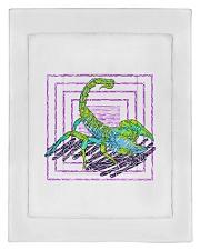Scorpion Comforter - Twin thumbnail