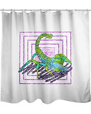 Scorpion Shower Curtain thumbnail