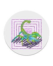 Scorpion Circle Coaster thumbnail