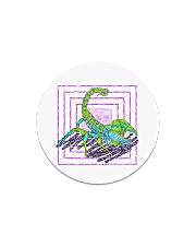 Scorpion Circle Magnet thumbnail