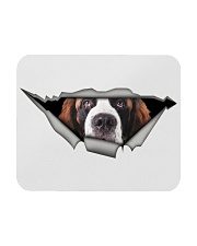saint bernard Mousepad tile