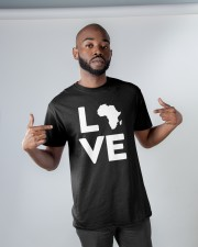 Black Lives Matter Black History Black   Classic T-Shirt apparel-classic-tshirt-lifestyle-front-32