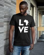 Black Lives Matter Black History Black   Classic T-Shirt apparel-classic-tshirt-lifestyle-front-41-b