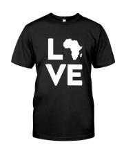 Black Lives Matter Black History Black   Classic T-Shirt front