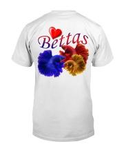 Love Bettas Active Wear Classic T-Shirt back