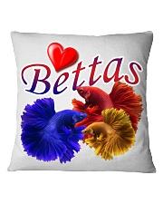 Love Bettas Active Wear Square Pillowcase thumbnail