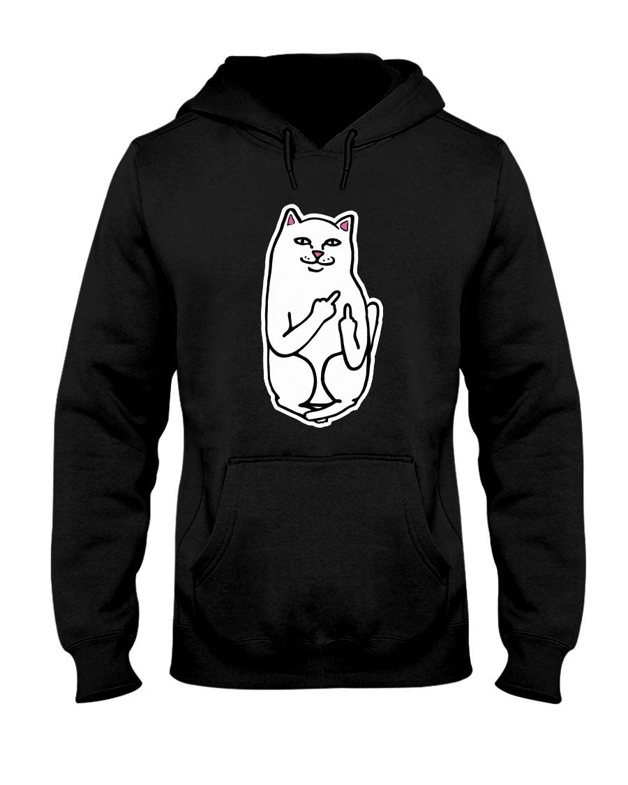 Lord Nermal Cat Hoodie Hooded Sweatshirt