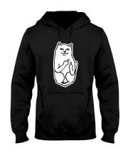 Lord Nermal Cat Hoodie Hooded Sweatshirt front