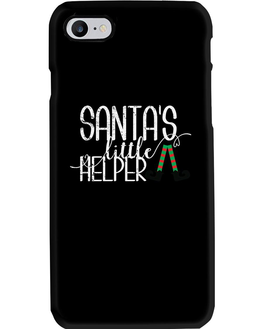 Santa's Little Helper Phone Case