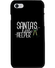 Santa's Little Helper Phone Case i-phone-7-case