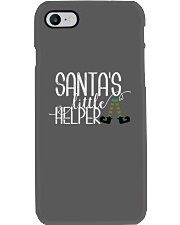Santa's Little Helper Phone Case thumbnail