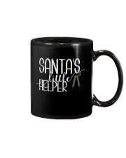 Santa's Little Helper Mug thumbnail