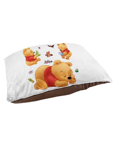 Pet Bed Square Pillowcase Placemat Apron Bath Ma