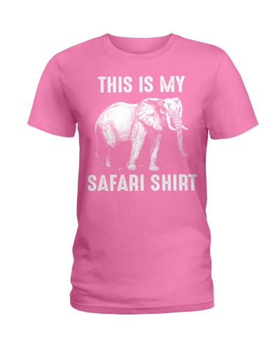 Funny African Safari Cute Africa Holiday