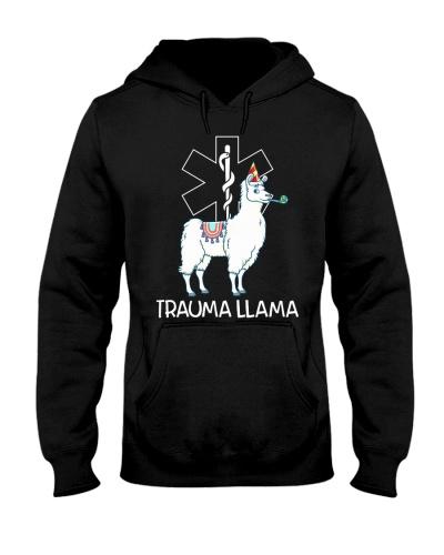 Funny Trauma Llama EMT Medic EMS Gift