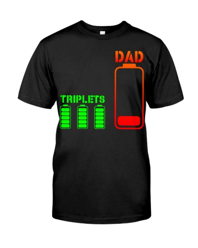 Triplet Dad Battery Life