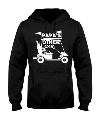Papa's Other Car - Golf Cart