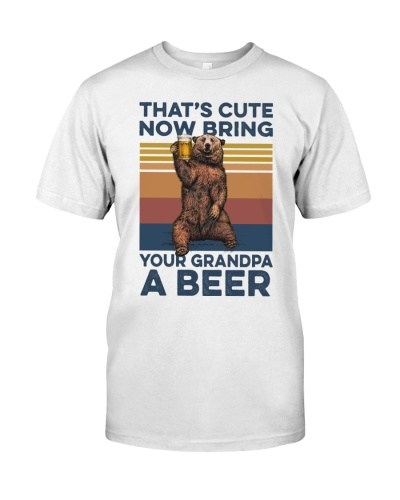 Bring your grandpa a Beer