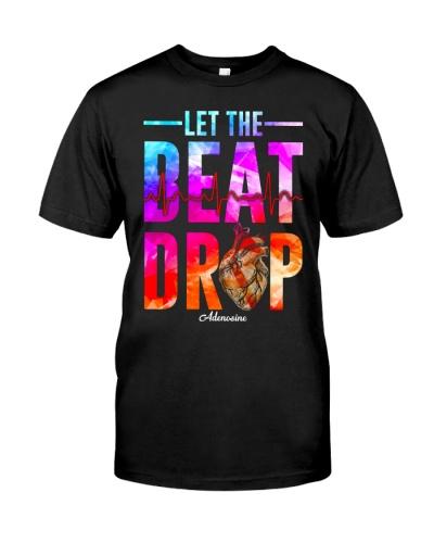 Let The Beat Drop Adenosine Funny Nurses Gif