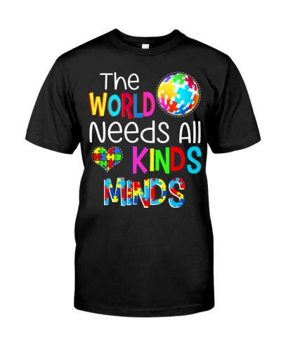 The World Needs All Kinds Of Minds Autism